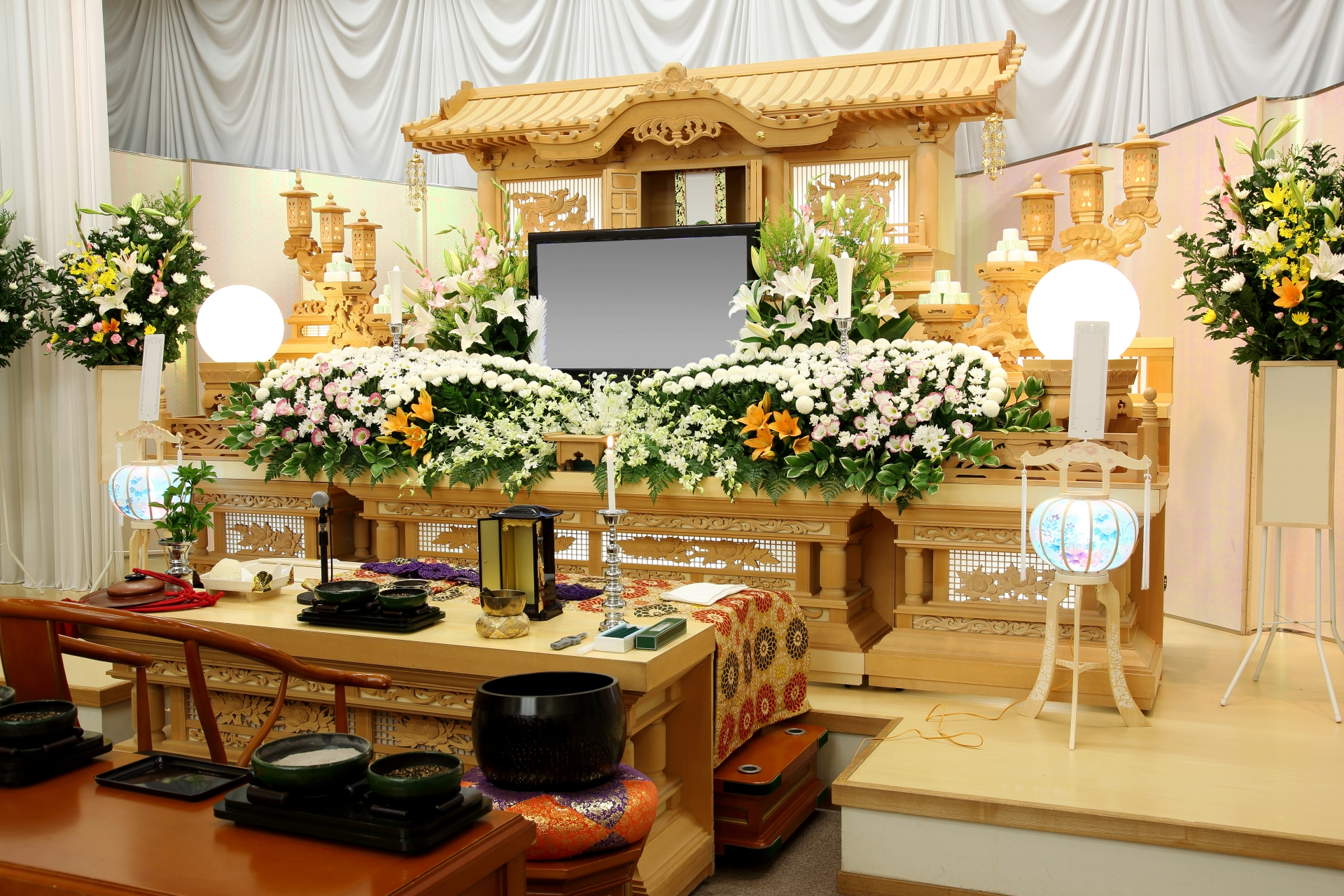 葬式 funeral
