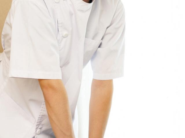 マッサージ師 massager