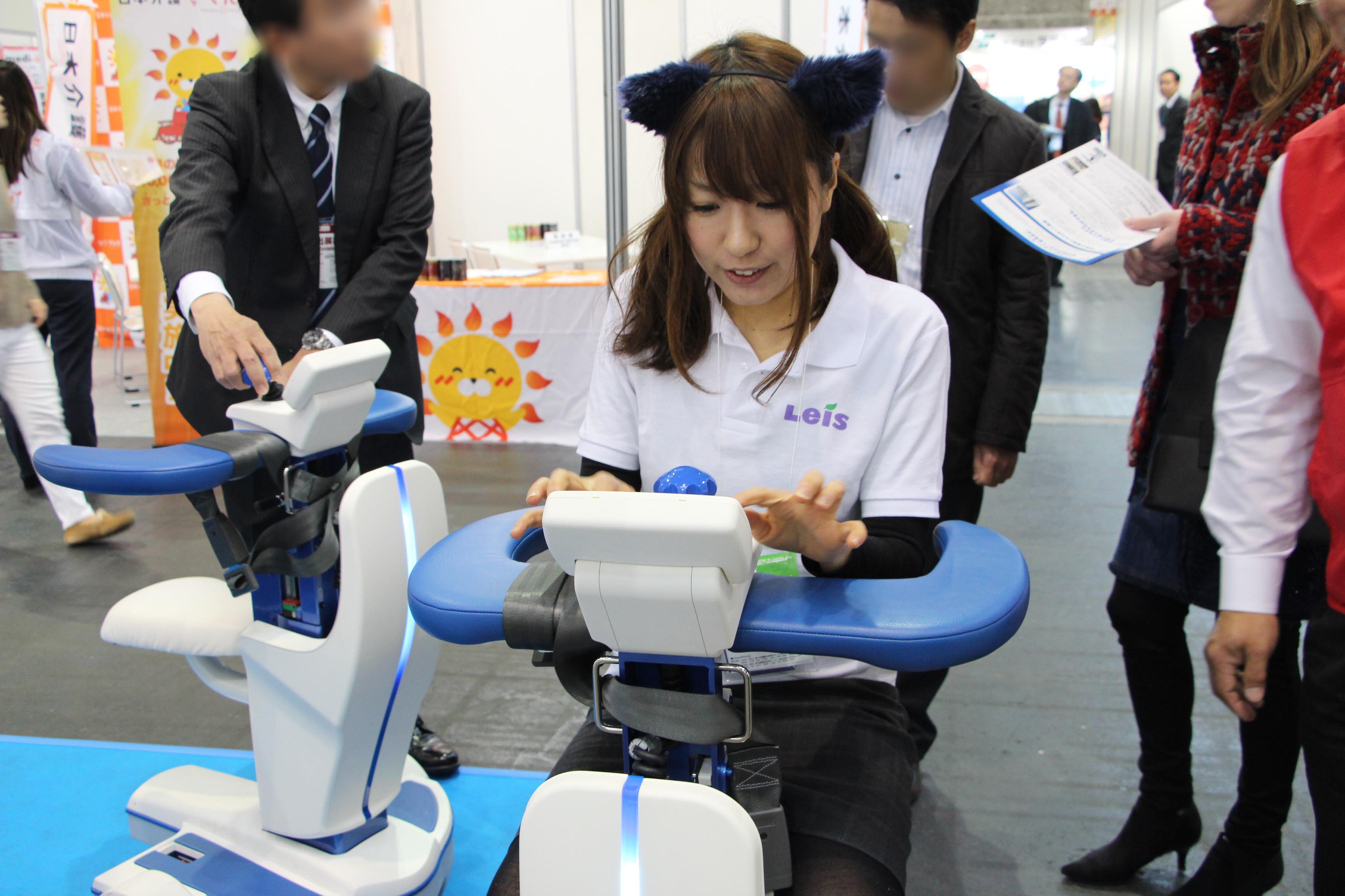 移乗・移動ロボットKeipu