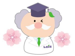 桜とツボ博士