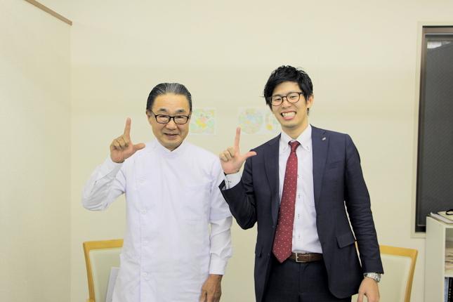 情熱太郎&阿部先生